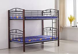 PB MetalTimber Single Bunk Bed Sydney Central Furniture - Timber bunk bed