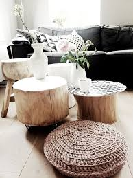 tree trunk coffee table bring raw beauty into your home with tree trunk tables
