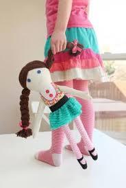 my felt doll easy sewing patterns for wonderfully whimsical dolls