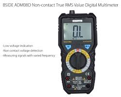 bside adm08d true rms value digital multimeter 30 83 online