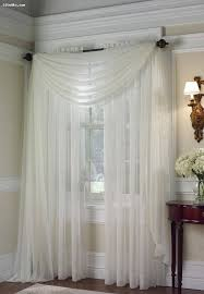 Sheer Curtains With Valance Sheer Curtain Design Ideas Viewzzee Info Viewzzee Info