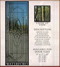 glass insert for front door glass window door inserts campbell ca custom glass front door