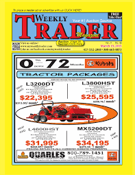 weekly trader march 19 2015 by weekly trader issuu