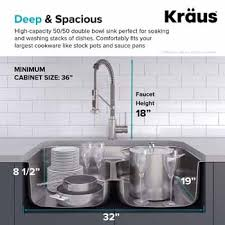 metal kitchen sink and cabinet combo ellis 33 undermount 16 kitchen sink combo set with