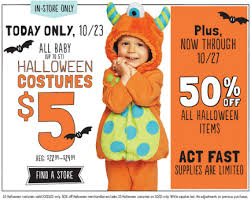 Halloween Supplies Old Navy All Baby And Toddler Halloween Costumes Only 5 Reg