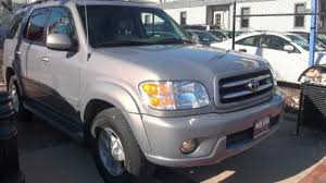2001 toyota sequoia 2001 toyota sequoia limited 4wd iforce v8 review