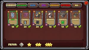 tcg android build up your army of cards in deck warlords a new tcg card