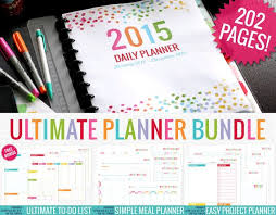 printable planner pages for 2015 110 best the nifty studio on etsy printable planners and planner