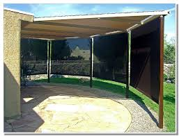 Wind Screens For Patios by Clever Ways Of Wind Block For Patio Best Design U0026 Ideas