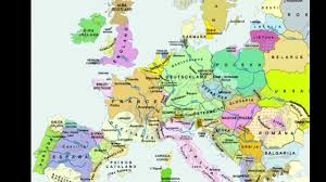 Interactive Map Of Europe by Europe According To Eurominority Map Of Stateless Nations In