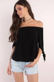 the shoulder black blouse olive blouse side tie blouse olive blouse olive top