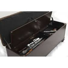 American Furniture Classics Gun Cabinet by 505 Nailhead Gun Chest American Furniture Classics
