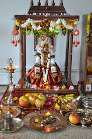 Home Decoration Of Ganesh Festival by 60 Best Amma Decoration Images On Pinterest Hindus Puja Room