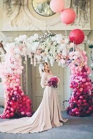 wedding arch balloons floral balloon arches the dandelion patchthe dandelion patch