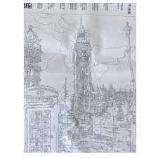 aliexpress com buy ween london city painting by numbers modern