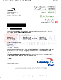 Sle Credit Card Charge Dispute Letter debt settlement letters