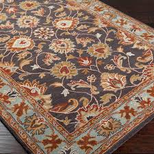 Olefin Rug Chancellor Hand Tufted 100 Wool Rug Collection