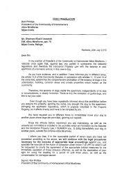 Formal Legal Letter by 10 Best Images Of Proper Formal Letter Format Legal Proper