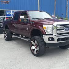 Ford F250 Truck Rims - ford f 250 xd series xd775 rockstar wheels matte black machined