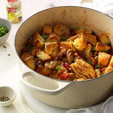 new england bean u0026 bog cassoulet recipe taste of home