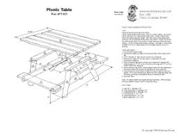 Build A Picnic Table Kit by Log Bed Plans Log Furniture Plans Wood Working Plans Kits