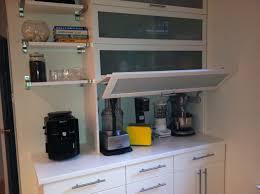 garage door for kitchen cabinets kitchen