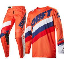 motocross gear kids shift 2017 new mx kids whit3 label tarmac ktm orange youth