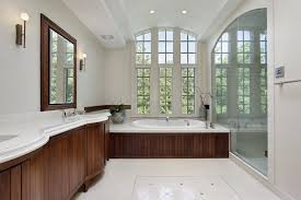 52 Bathtub 52 Master Bathroom Designs With Beautiful Woodwork