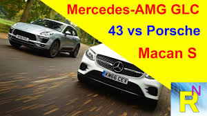 Porsche Macan Yellow - car review mercedes amg glc 43 vs porsche macan s read