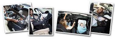 installer siege auto quand peut on installer un siège auto sur le siège du passager