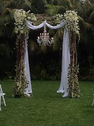 wedding arches los angeles birch wood arch jpg