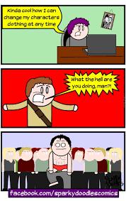 Custom Meme - sparky doodles custom character by sparkydoodles meme center