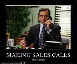 Cold Calling Meme - call center jokes kappit