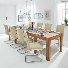 Esszimmertische F 12 Personen Esstisch Kimwood Ii Mit Ausziehfunktion Eiche Küchentisch