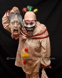 American Horror Story Halloween Costumes Creepy Handmade Twisty Costume American Horror Story