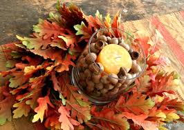 Fall Centerpieces Easy Fall Centerpiece Hoosier Homemade