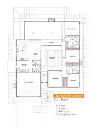floor plans u2013 flat roof kud properties