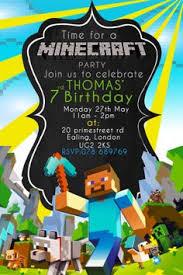 epic minecraft birthday party ideas birthday party ideas met