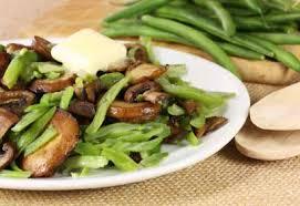 cuisiner des haricots verts frais haricots verts aux chignons coup de pouce