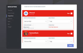 discord youtube integration youtube gaming integration faq discord