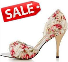 Wedding Shoes Size 9 Size 4 9 Genuine Leather Flower Wedding Shoes Rose Flower High