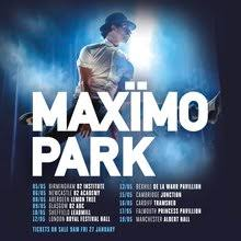 maxïmo park tickets tour dates 2017 concerts songkick