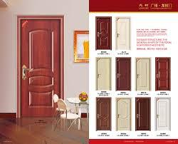 cheap interior steel wooden doors north indian house doors design