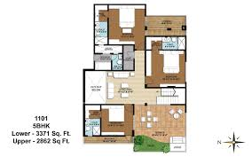 Park Central Floor Plan The Park Central Flats For Sale In The Park Central At Tonk Road