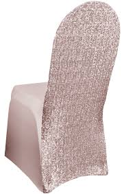 Pink Chair Covers Blush Pink Sequin Spandex Chair Covers Wholesale