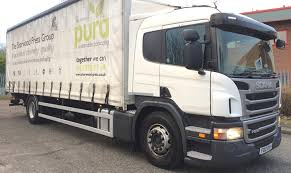 used truck of the week scania p230 4x2 rigid from 2012 with