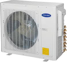 carrier 38gjqc18 3 indoor and outdoor units carrier hvac