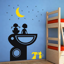decorette made in singapore vinyl wall decals starry starry night