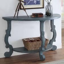 Blue Console Table Blue Console Sofa Tables Joss