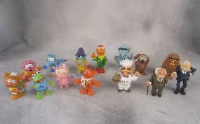 sesame easter basket 14 jim henson muppet show pvcs sesame st babies easter basket